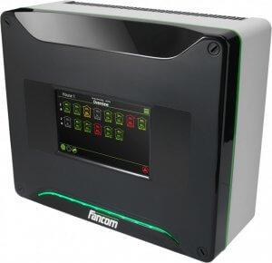 F71/L71 droogvoercomputer