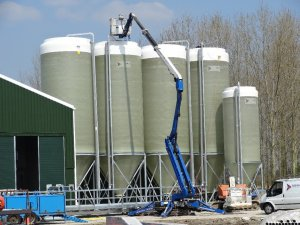 Tanks & silo's